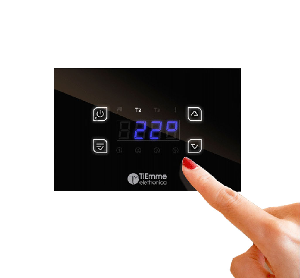 Termostato Digital Touch GLH110